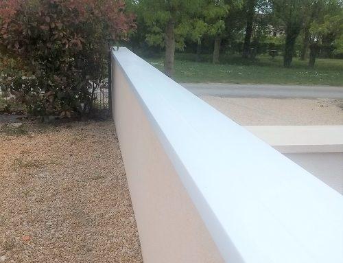 Comment protéger son muret de clôture ?