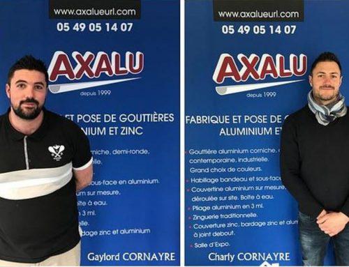 L'interview de Charly et Gaylord Cornayre, dirigeants de l'entreprise AXALU
